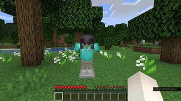 Faster armor unequip and pack armor stand Minecraft Data Pack