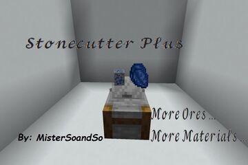 Stonecutter Plus [1.14+] Minecraft Data Pack