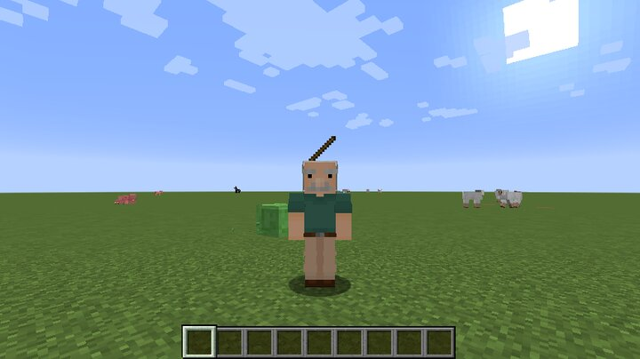 Make sure to download the resource pack!