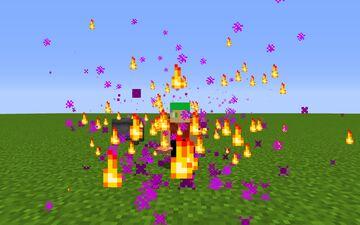 Magic Spells Minecraft Data Pack