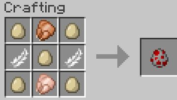Craftable Spawn Eggs Minecraft Data Pack