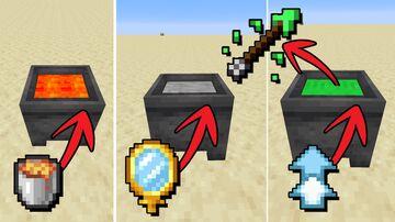 Better Cauldrons Minecraft Data Pack
