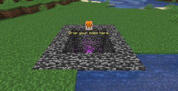 Dream & GeorgeNotFound's Mob Hunt Pit Minecraft Data Pack