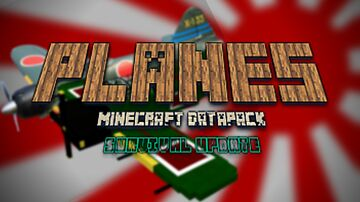 WarPlanes 7.2: Electric boogaloo [Realistic Planes] Minecraft Data Pack