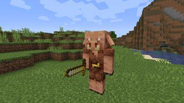 Piglin Immunity Minecraft Data Pack