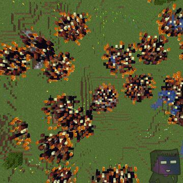Meteor Rain Minecraft Data Pack