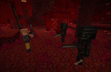 Tougher Piglins FULL RELEASE Minecraft Data Pack