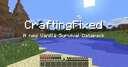 CraftingFixed Minecraft Data Pack