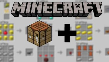Recipes+ Minecraft Data Pack