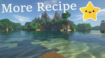 More Recipe Minecraft Data Pack