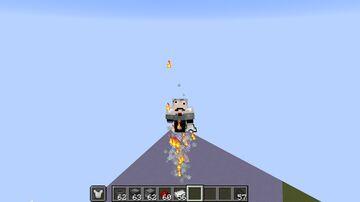 Jetpacks By FuriousBird Minecraft Data Pack