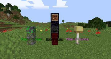 PiIIars 0f Poison ported to 1.14 and above. (Datapack) Minecraft Data Pack