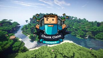 Chunk Claim datapack Minecraft Data Pack