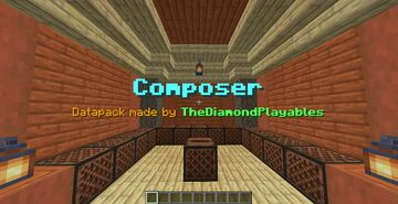 Composer[1.15x] - Make your own Music! Minecraft Data Pack