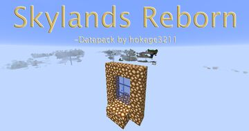 Skylands Reborn Minecraft Data Pack