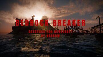 Bedrock Breaker Minecraft Data Pack