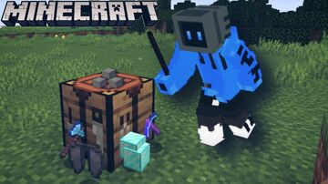 Minecraft But Stone Crafting Is OP Minecraft Data Pack