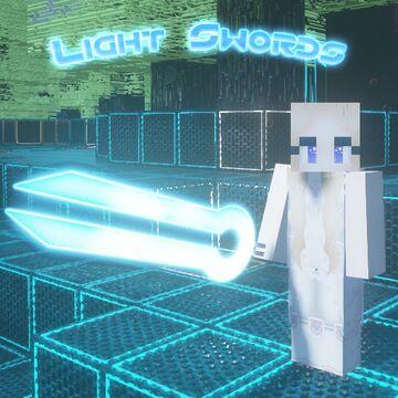 TRON - Light Swords Minecraft Data Pack
