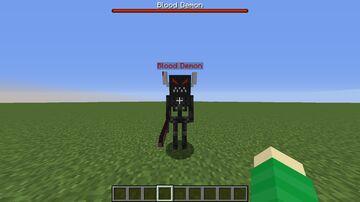 Blood Demon Boss Minecraft Data Pack