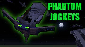 Phantom Jockeys! V1.1 Minecraft Data Pack