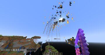 Praise The Explosion! Minecraft Data Pack
