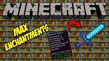 Minecraft But Swords Are Auto Enchanted Minecraft Data Pack