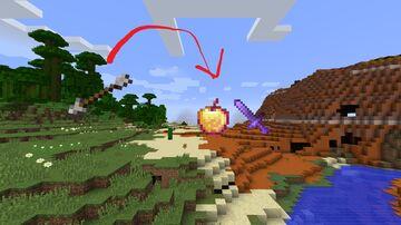 Minecraft, but arrows SPAWN OP ITEMS! Minecraft Data Pack