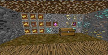 Lucky blocks racing Minecraft Data Pack