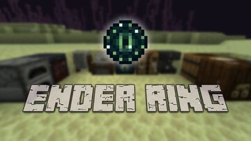 Ender Ring: A Tool to Make Ender Chest and More Vanilla Functional Blocks Portable Minecraft Data Pack