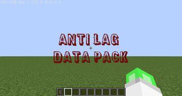 ANTI LAG DATA PACK Minecraft Data Pack