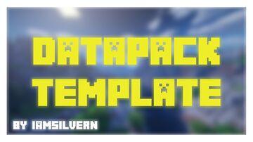 IamSilvern's Datapack Template Minecraft Data Pack
