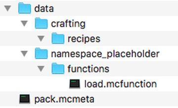 Minecraft 1.16 Datapack Module Minecraft Data Pack