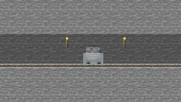 Minecart chunk loader Minecraft Data Pack