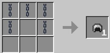 [1.17] Easy Recraftable Chain Armor Recipe by TAMOA_GAMING Minecraft Data Pack