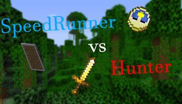 SpeedRunner Vs Hunter data pack! Minecraft Data Pack