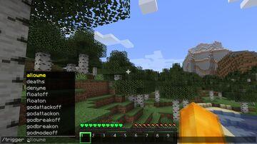 CmdPlus 1.17v2 Minecraft Data Pack