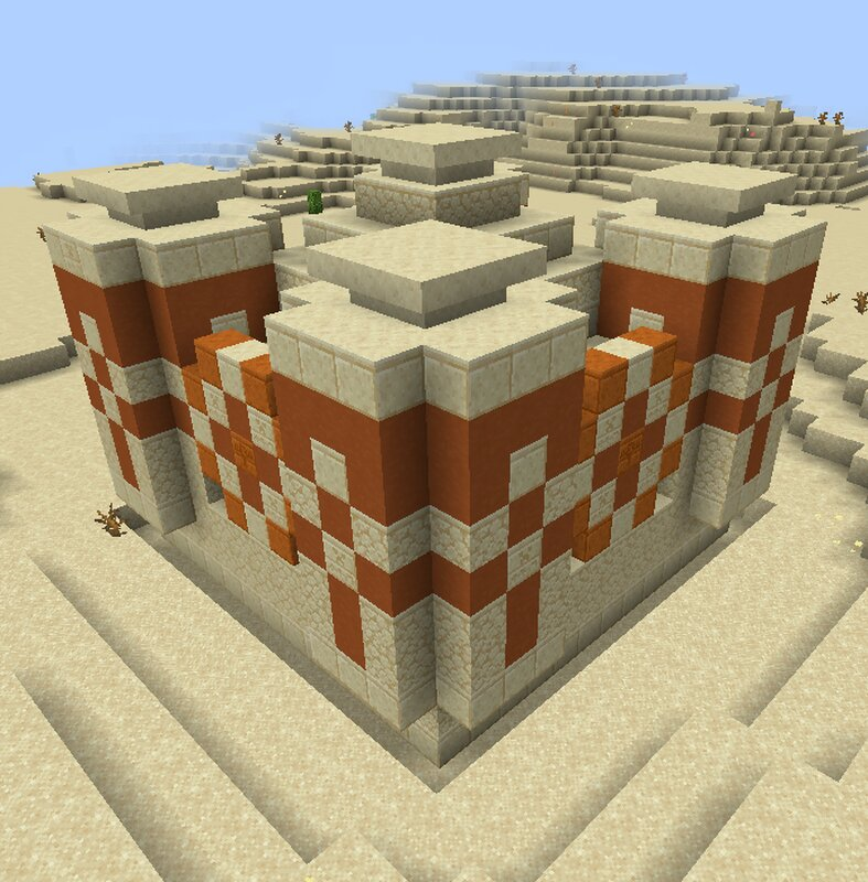 Desert Temple. There are 2 variants.
