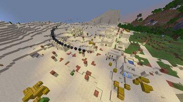 Death Eater Teleportation in Minecraft Minecraft Data Pack