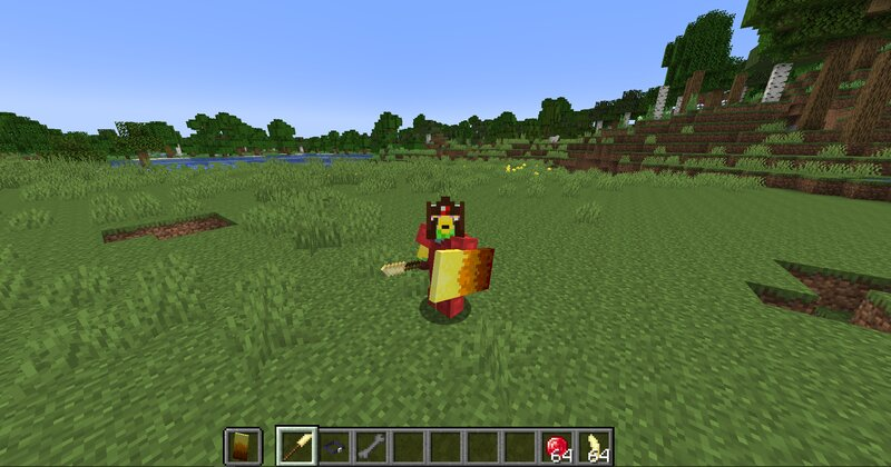 Me with my nether update drip