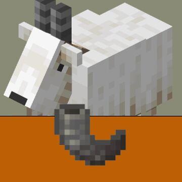 Goat horn ! (1.17 snapshot) Minecraft Data Pack