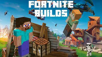 Fortnite Builds! Minecraft Data Pack