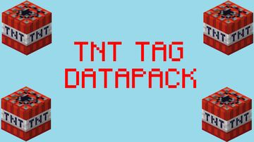 Tnt Tag (Hot Patoto) Datapack Minecraft Data Pack