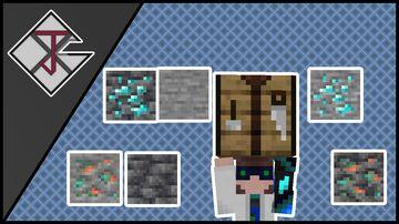 Ore Conversion (Deepslate/Stone) Minecraft Data Pack