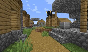 Classic Villages Minecraft Data Pack