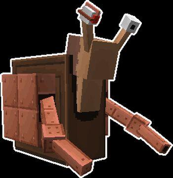 Steampunk Snail Bossbattle v1.0.0 Minecraft Data Pack