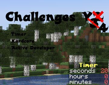ChallengeCore v4   BIG Update!! Minecraft Data Pack