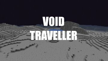 Void Traveller Origin - Origins Fabric Mod Minecraft Data Pack