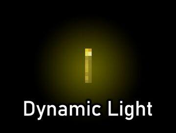 Dynamic Light - preBeta Minecraft Data Pack