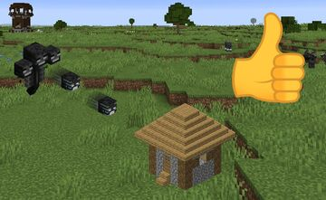 Anti Wither Grief Minecraft Data Pack