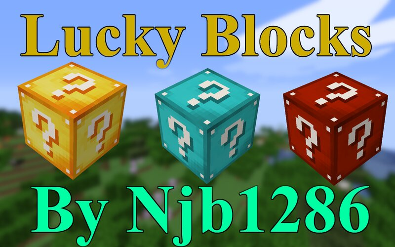 Lucky Blocks V1.0 - By Njb1286